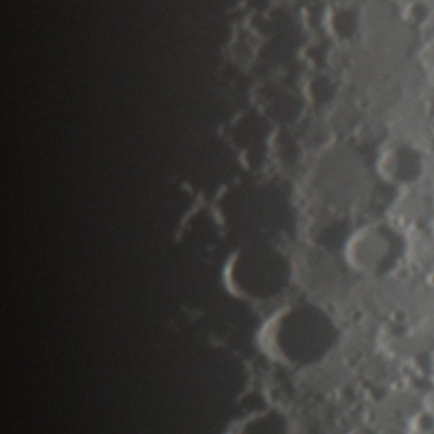 月面 χ 拡大版