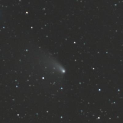 2013/04/14 パンスターズ彗星(実寸)