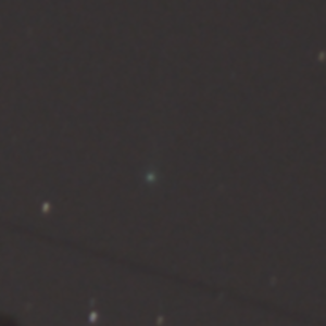 【失敗作】アイソン彗星