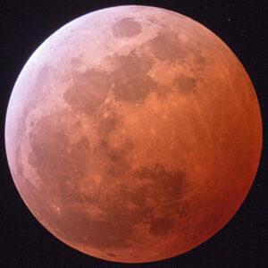 2014年10月08日 皆既月食