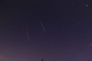 2014年12月14日 ふたご座流星群